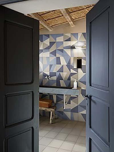 Bardelli presenta Tangram: collezione di piastrelle da pavimento e rivestimento
