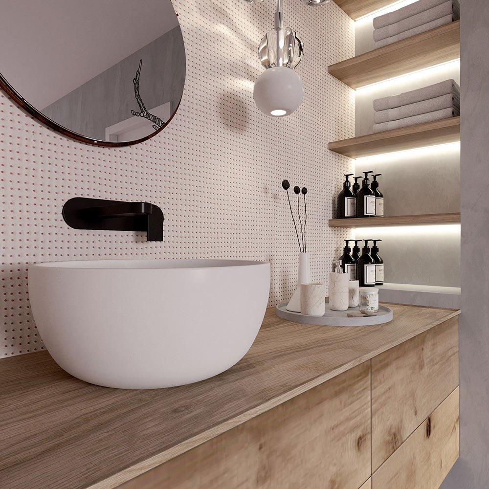 Arredo bagno - Idea di Idroterm - Scegli il tuo stile, disegna il ...