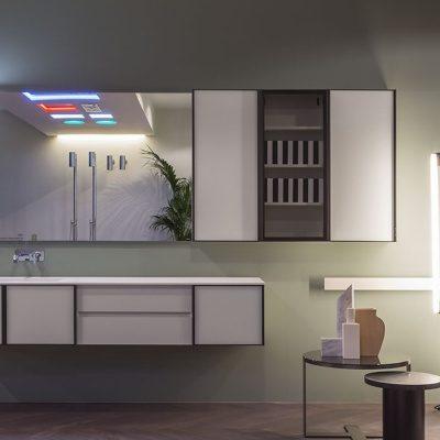 Design: Antonio Lupi per un bagno di alto design