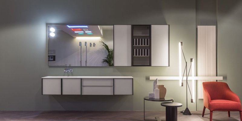 Design: Antonio Lupi per un bagno di alto design - Idea di ...