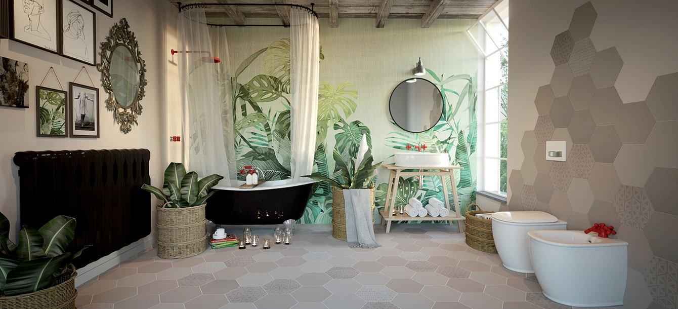 Idea di idroterm - Scegli il tuo stile, disegna il tuo bagno