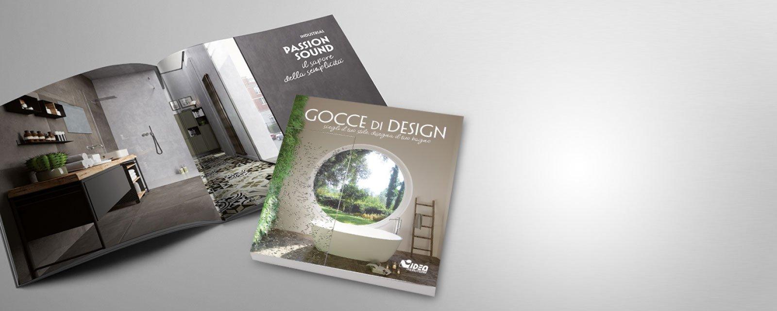 Idea di Idroterm - Catalogo arredo bagno Gocce di design
