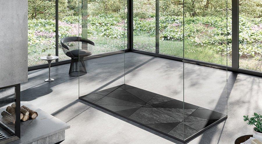 Fusion Collection di Acquabella: la geometria diventa arredamento