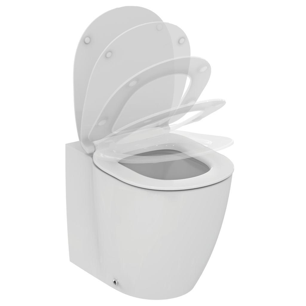 Connect Vaso Aquablade con Sedile softclose