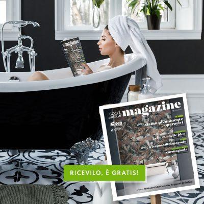 Magazine Gocce di Design: disponibile il #2