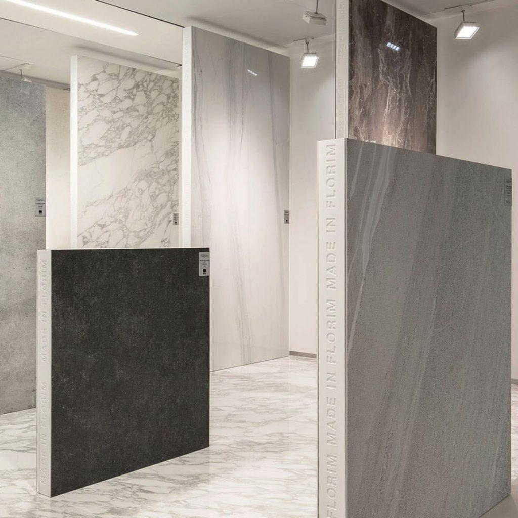 Non chiamatele piastrelle: nuove superfici ceramiche per rivestimenti e pavimenti