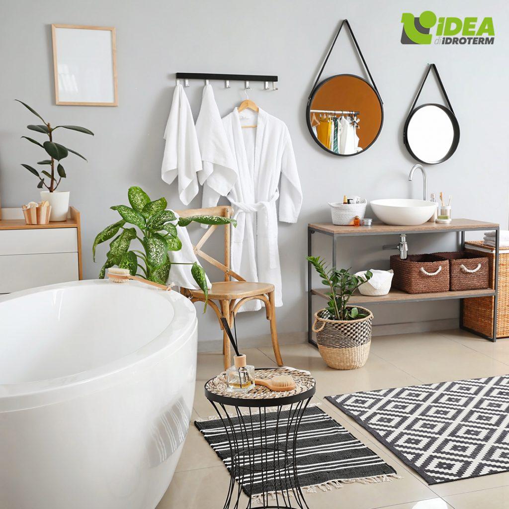 Come valorizzare il bagno: scegliere i migliori complementi