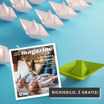 Magazine Gocce di Design: è disponibile il nuovo numero!